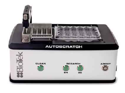 BioTek Autoscratch必威体育app下载地址孔板细胞划痕仪器