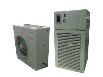 大型分体TF系列循环水冷却器
