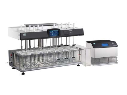 RQ1210G型溶出取样收集系统